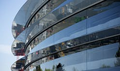 New photos of the interior and exterior of Apple's Norman Foster-designed campus