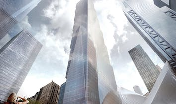Archinect's critical round-up of BIG's Two World Trade Center Design