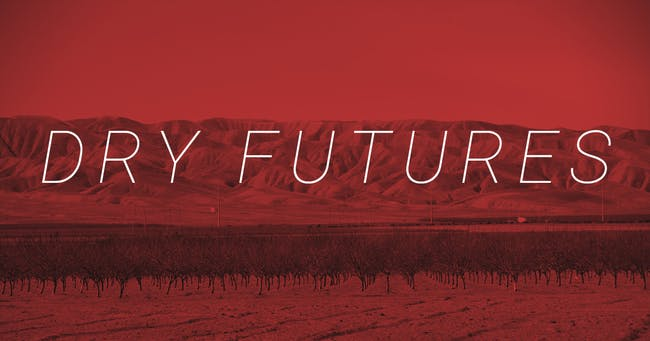 Archinect's international DRY FUTURES competition seeks design ideas that address California's historic drought. Submit your entries now until September 1 at dryfutures.com.