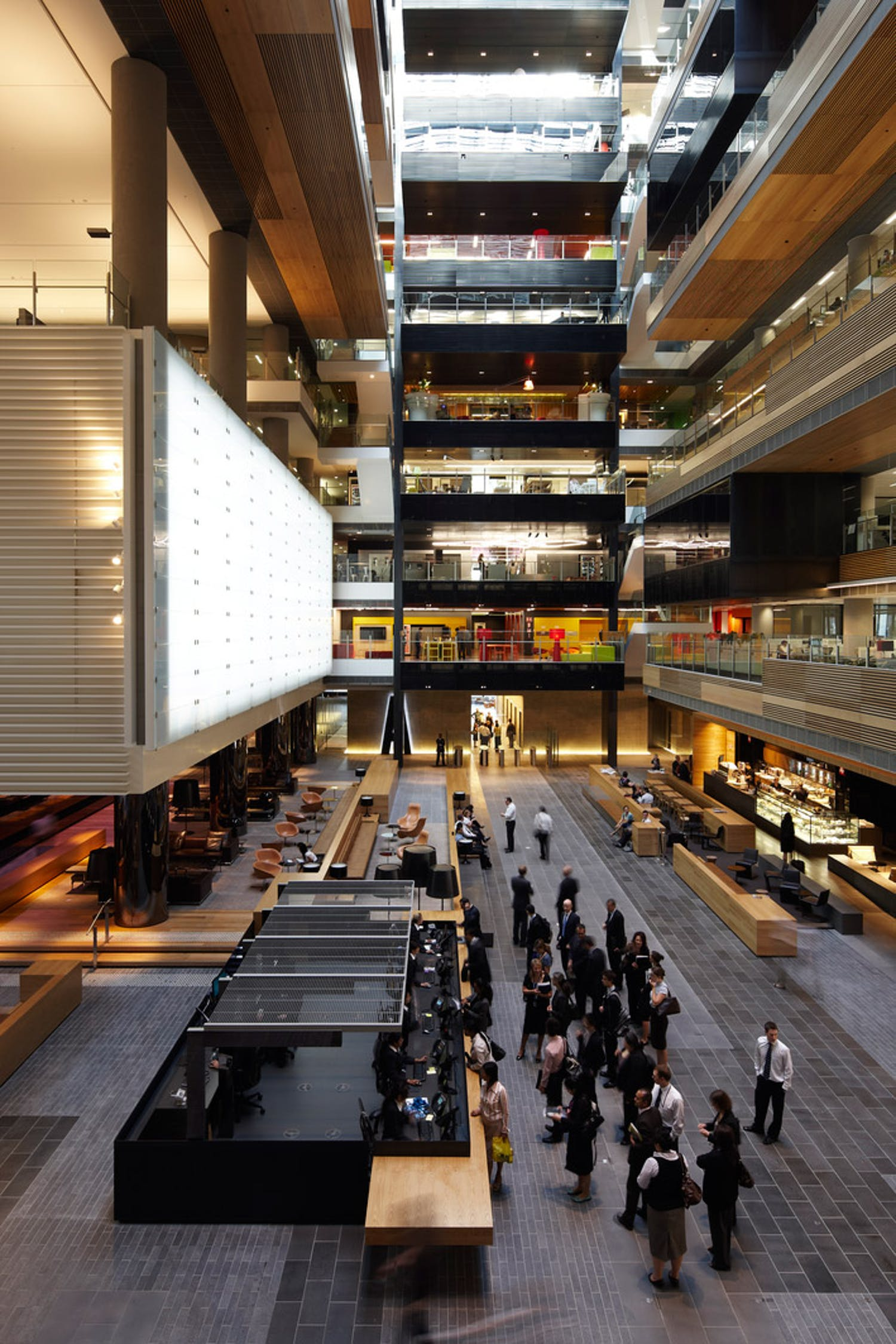 triple win for hassell at australian national architecture awards