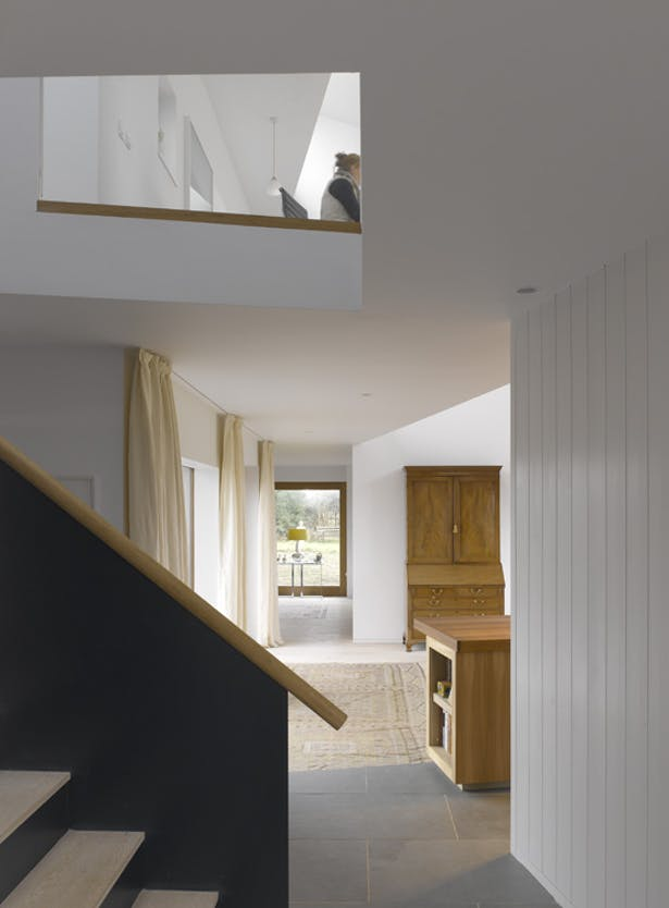 Bavent House Interior