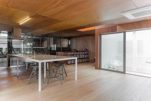 Highly Commended: House in Nobeoka by Schemata Architects. Photo: Jan Vranovský.