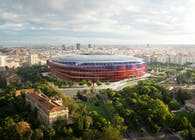 Nou Camp Nou Stadium