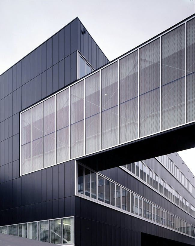 Municipal Offices in Breda, the Netherlands by KAAN Architecten; Photo: Christian Richters