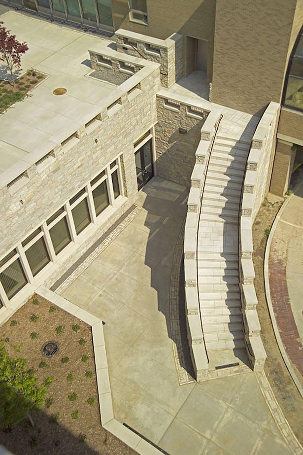 University of Michigan - Cyclotron Addition (Image: LAS Architects)
