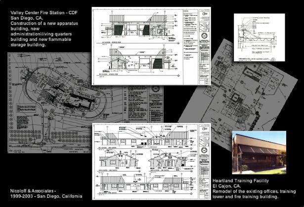 Nicoloff & Associates - Work project - 1999-2003