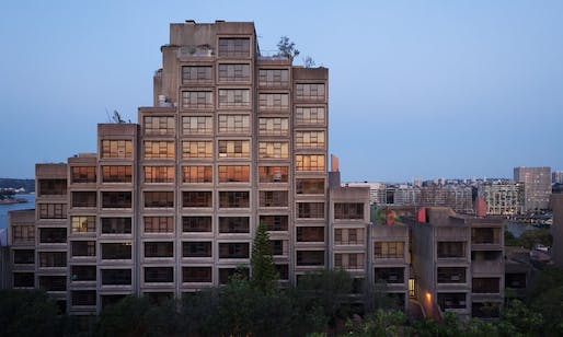 Endangered beauty: the 1970s Tao Gofers-designed Sirius building in Sydney's Rocks district. (Photo: Katherine Lu/Save Our Sirius; Image via theguardian.com)