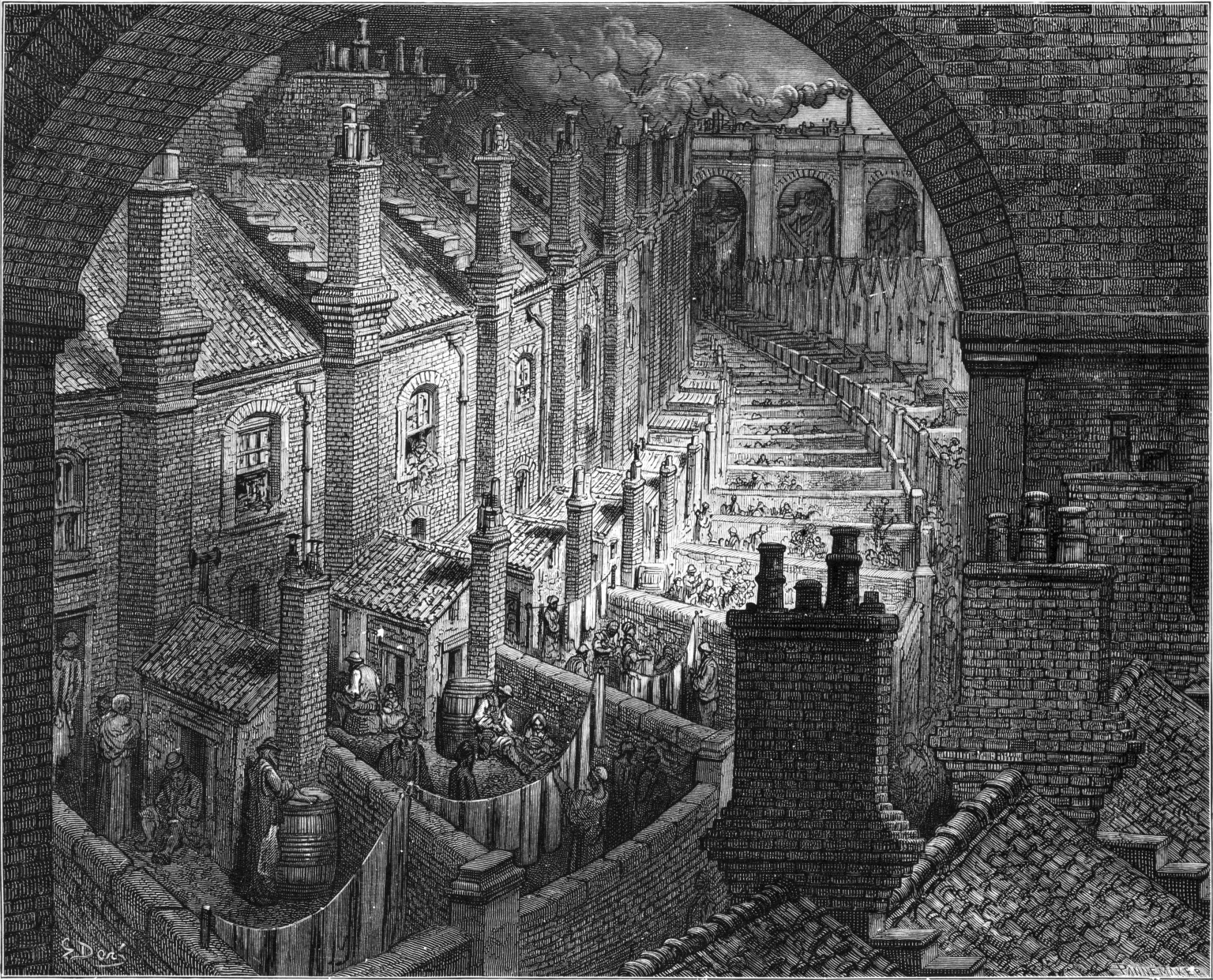 industrial revolution and architecture