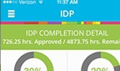 NCARB's new mobile app lets interns manage IDP hours on the go