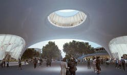 New renderings released of the George Lucas Museum of Narrative Art