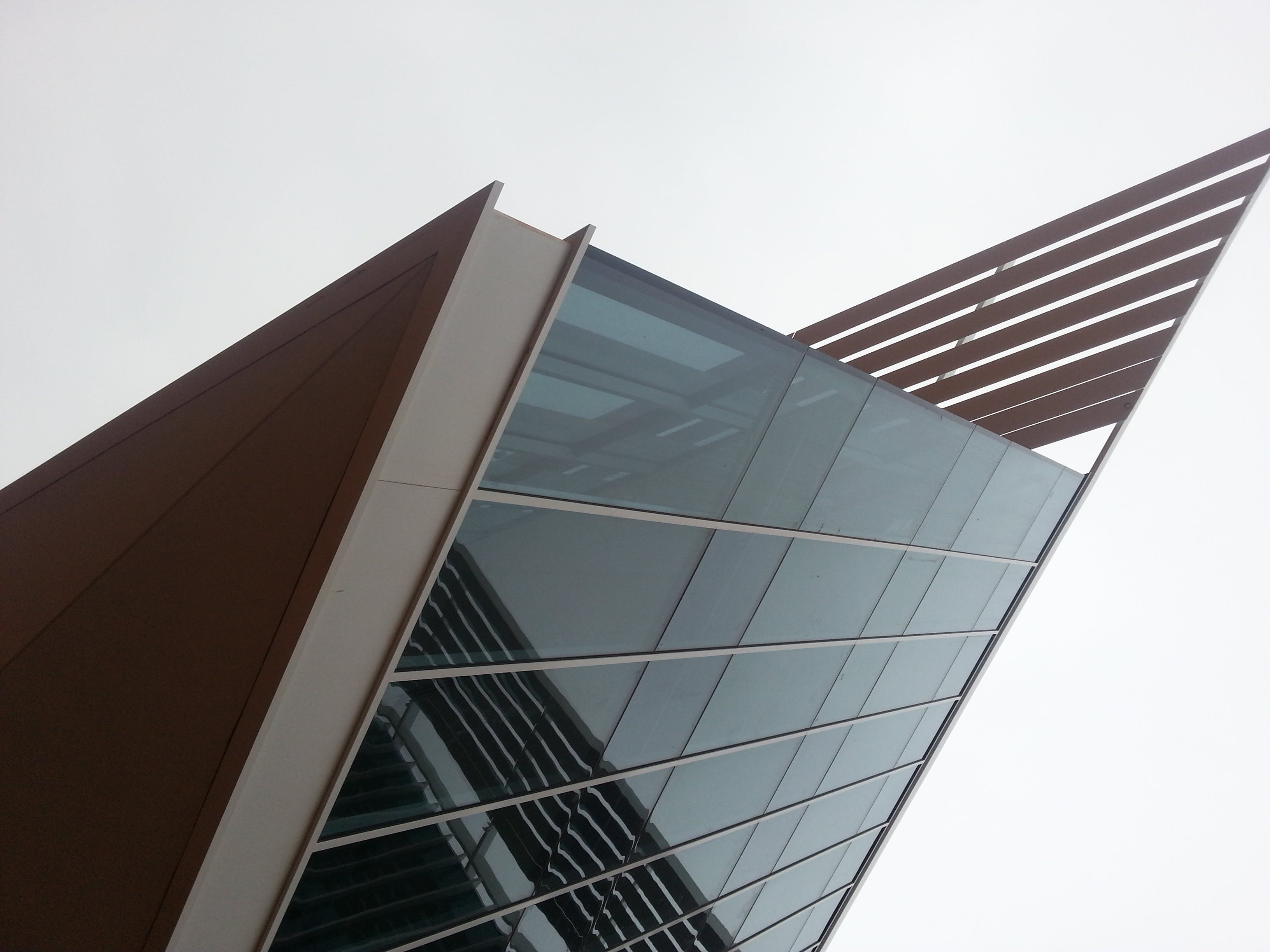 Chesapeake Energy Building 15 Structural | Fallon Brooks | Archinect