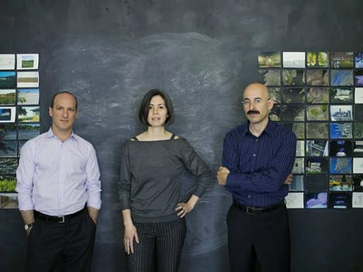Winner of the Architecture Design Award: Architecture Research Office (Stephen Cassell, Kim Yao, Adam Yarinsky). Photo: Lajos Geenen
