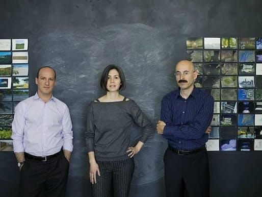 Winner of the Architecture Design Award: Architecture Research Office (Stephen Cassell, Kim Yao, Adam Yarinsky). Photo: Lajos Geenen