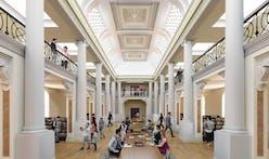 schmidt hammer lassen's State Library Victoria 2020 redesign