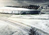 Ankara 40.000 Spectators Stadium - Ankara 40.000 Seyirci Kapasiteli Stadyum Önerisi
