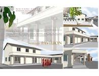 Interactive Pavilion for Buddhist temple, Sun Valley, California