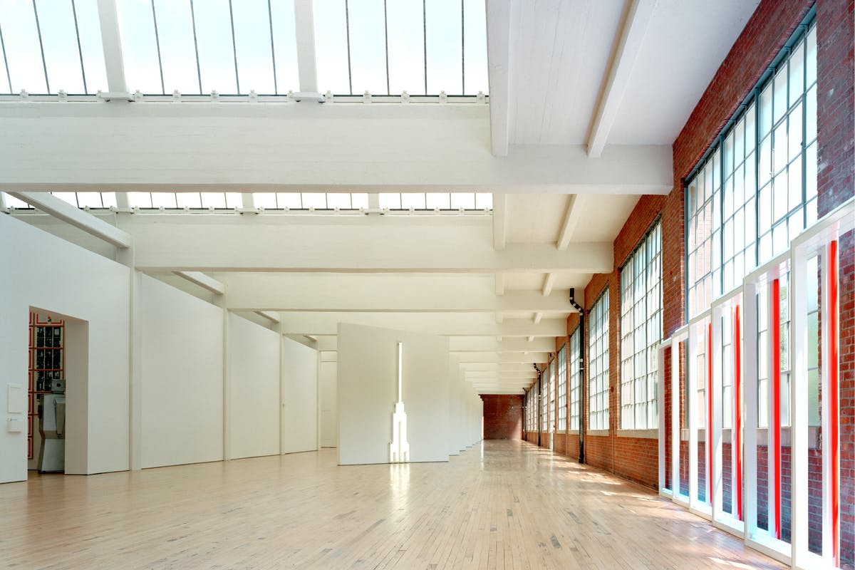 DIA:BEACON | Rice+Lipka Architects | Archinect