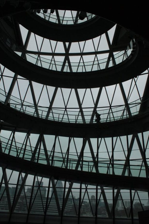 London, UK_City Hall by Norman Foster
