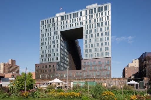 Oct 24: 325 Kent, Architect: SHoP Architects, Image courtesy of SHoP Architects.