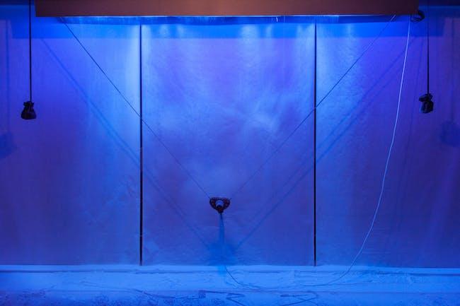 MODU's 'Weather (Un)Control' exhibition. Photo: Brett Beyer