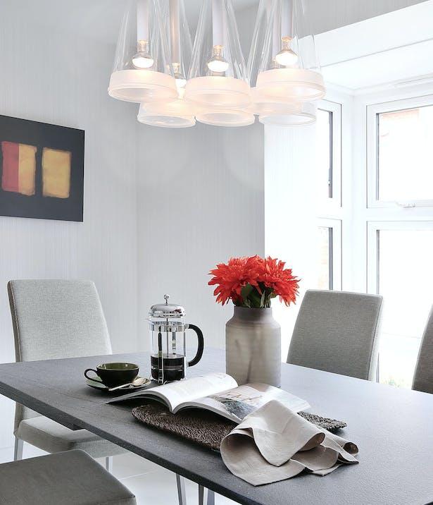 LLI Design - Butterton - Dining Detail
