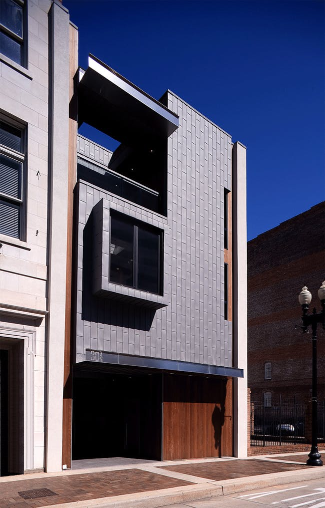 304 South Gay Street in Knoxville, TN by Sanders Pace Architecture