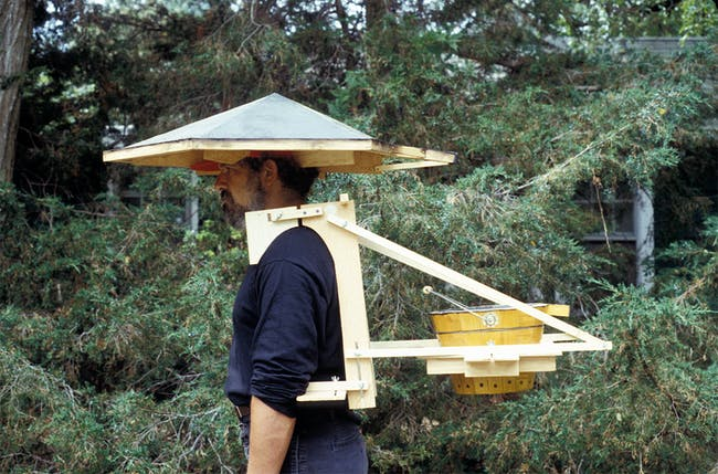 Allan Wexler, 'Hat Roof,' 1994. Courtesy of the artist. From the 2016 Individual Grant to Allan Wexler for 'Absurd Thinking: Between Art and Design.'