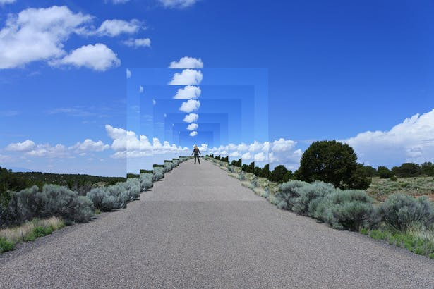 Portals, a series of photomontages  | michael jantzen | Archinect