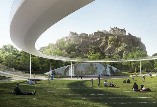 © Malcolm Reading Consultants / William Matthews Associates and Sou Fujimoto Architects