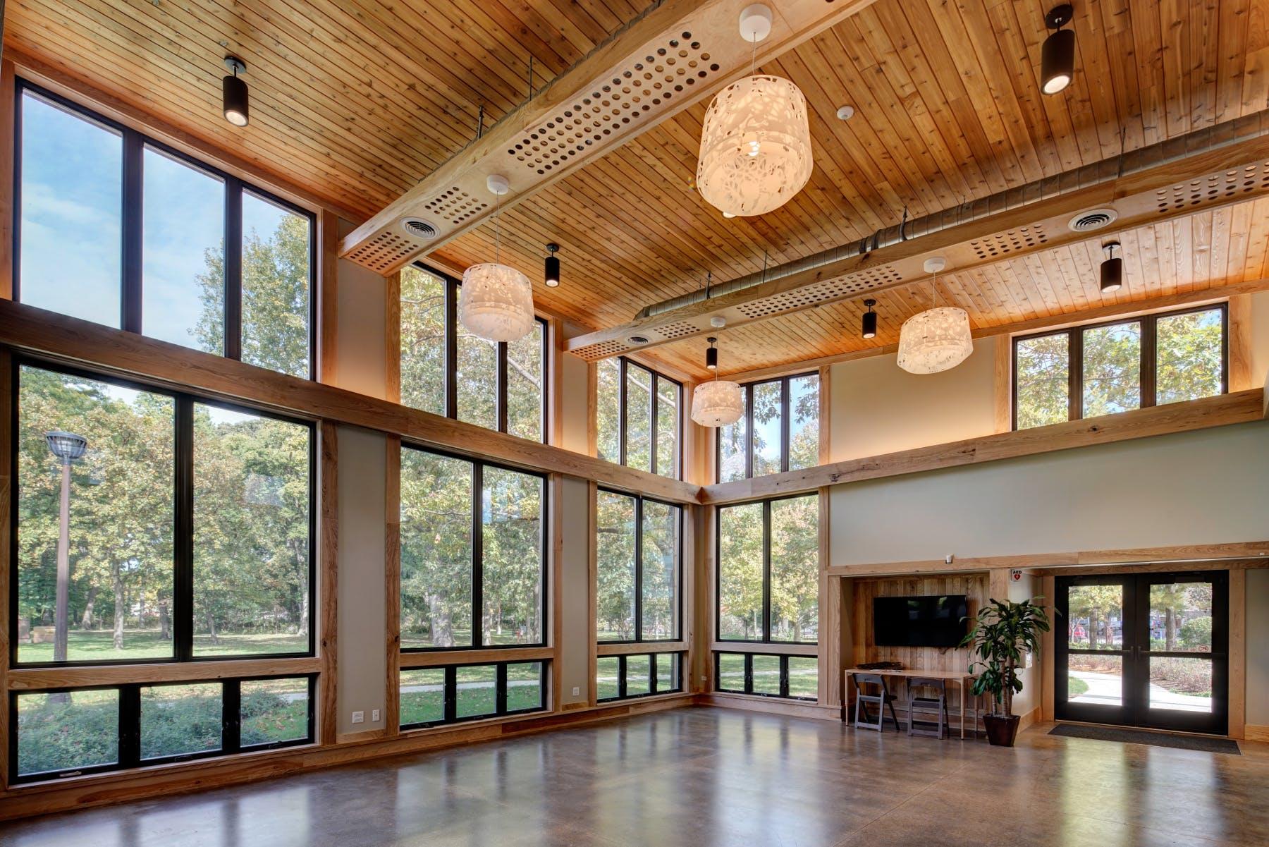 Austin Gardens Environmental Education Center   Tom Bassett-Dilley ...