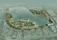 Shaoxing Paojiang Two Lakes Area Master Plan