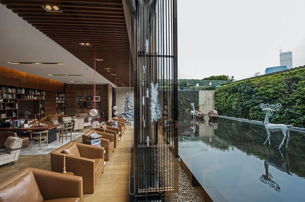 HUI Hotel Shenzhen_reading room with landscape