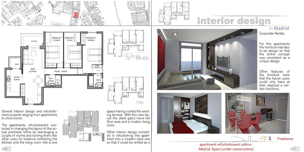 Interior Design David Moreno Archinect