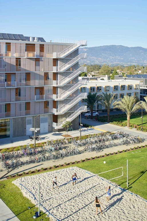 Architecture - Merit: UCSB, San Joaquin Apartments and Precinct Improvements by Skidmore, Owings & Merril LLP. Photo: Bruce Damonte.