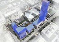 BMO Harris Bradley | Kilborne City Center Masterplan