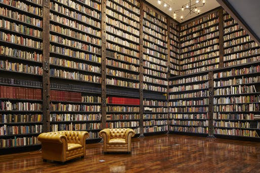 The Stony Island Arts Bank, recently renovated by Theaster Gates and the Rebuild Foundation, has been widely-acclaimed. Credit: Rebuild Foundation