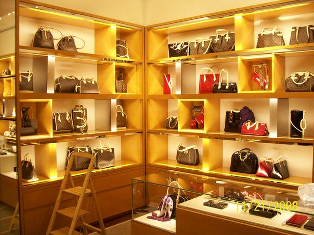Louis Vuitton Retail Store Eric Owes Archinect