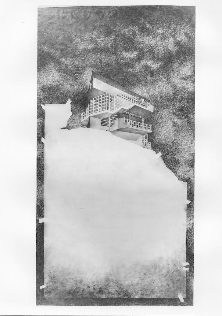 Hauser Residence, courtesy of Coy Howard.