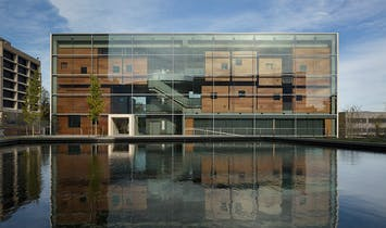 Steven Holl-designed Lewis Center for the Arts complex opens at Princeton University