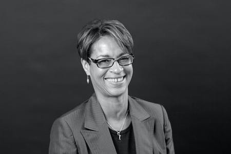 Gabrielle Bullock, director of global diversity at Perkins+Will
