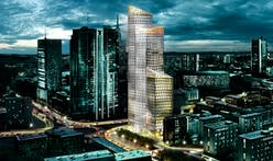 schmidt hammer lassen architects to design office tower in Warsaw