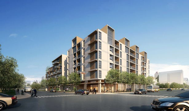 301 N Central by KTGY (approved March 2013)