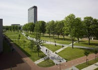 Mekel park - Campus Delft University of Technology