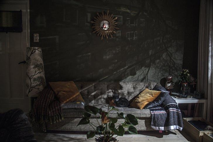 Piece from Nathalia Martinez Saavedra's 'Interior Portraits', image via Piet Zwart Institute.