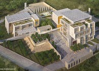 Bioclimatic School - Crete