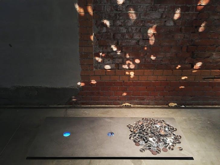 Sigil's installation at the Oslo Architecture Triennale. Image courtesy Sigil.