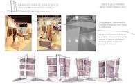 Graduate Fashion Week Exhibition Design