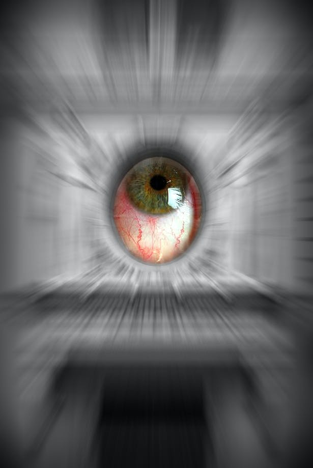 The Architect's eyeball