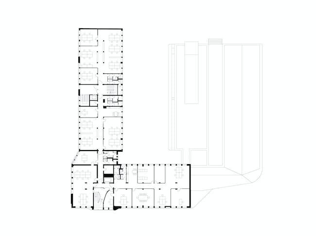 Floor plan, +3 (Image: J. Mayer H. Architekten)