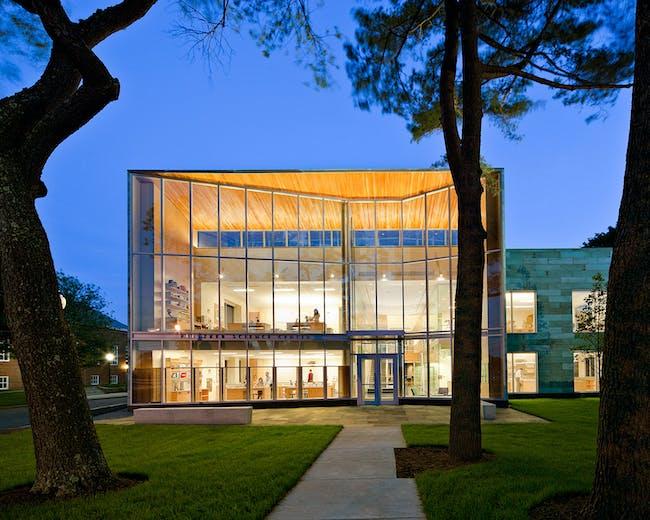 Milton Academy Pritzker Science Center; Milton, Massachusetts by William Rawn Associates, Architects, Inc.